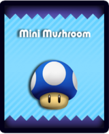 Super Mario & the Ludu Tree - Powerup Mini Mushroom