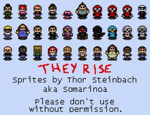 They Rise Spritesheet 01