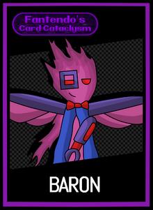 FCC Baron Card