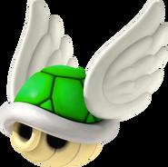 Green Parashell