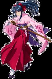 Sakura Shinguji (Project X Zone)