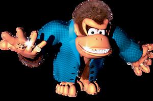 Swanky Kong