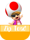 Zip Toad MR