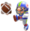 2.Football Mario 5