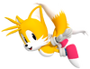 Classic tails render by matiprower-d9t7oik