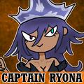 ColdBlood Icon Captain Ryona