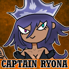 ColdBlood Icon Captain Ryona
