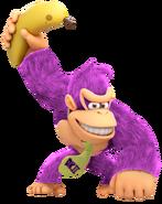Donkey Kong II Render 1