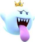 Mario Party Star Rush King Boo