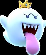 Mario Party Star Rush King Boo