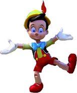 Pinocchio Dance 01 - KDA