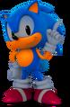 Unjustice Classic Sonic 3
