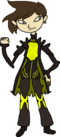 Xen Male FX Yellow