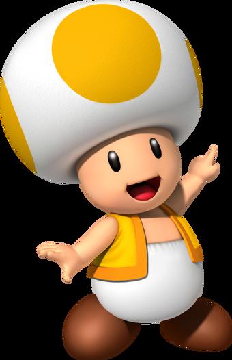 Yellow Toad Fantendo Nintendo Fanon Wiki Fandom