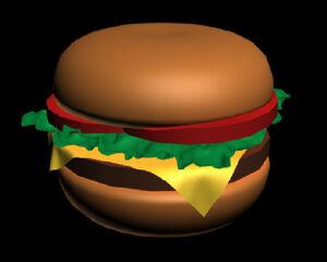 3d burger by xbluekittycatx-d3bc3az