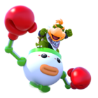 ACL - SSBSwitch recolour - Bowser Jr