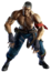 Bryan Fury - CG Art Image - Tekken 6 Bloodline Rebellion