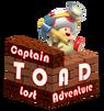 Captain Toad Lost Adventure Logo