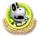 Dry Bones Tennis Icon