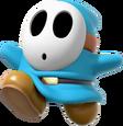MKDX Light Blue Shy Guy