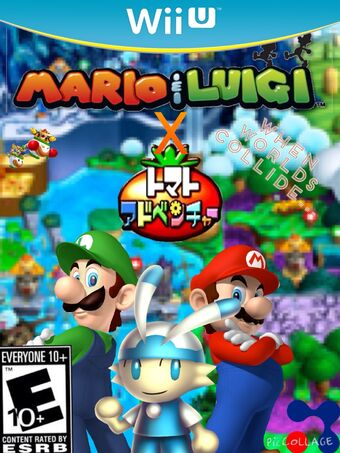 Mario&LuigiTomatoAdventure