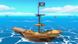 PirateShip SSBU