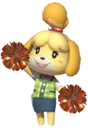 0.6.Isabelle with Pom Poms
