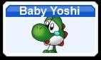 Baby Yoshi MSMWU