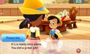 DMW2 - Mii Meet Pinocchio