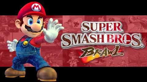 Mario Circuit (Super Smash Bros