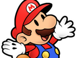 Paper Mario: The Ancient Book/Gallery
