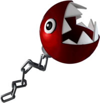 Red Chomp3D