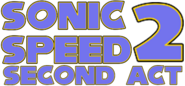 Sonic Speed 2 logo