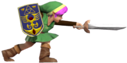 0.2.aLttP Link Striking