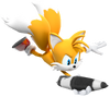 1.Tails 2-Tails with Palm Bomb