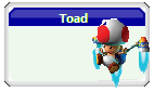 Fans toad