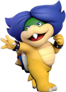 LudwigVonKoopa SSBUltimate no clown car