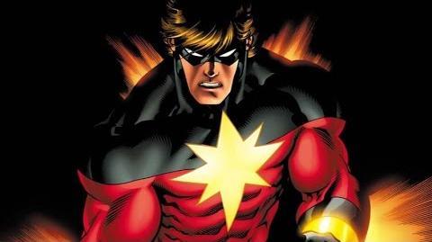 Superhero Origins Captain Marvel (Mar-Vell)