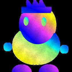 X Rainbow King