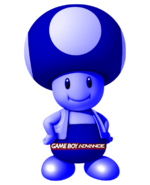 Game Boy Advance Toad