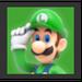JSSB Character icon - Luigi