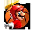 MH3D- Propeller Mario