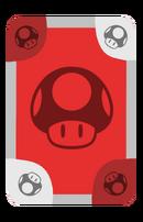 Partner Card (Mushroom)