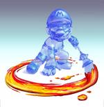 Shadow Mario SSBG