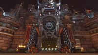 Stages bowsers castle