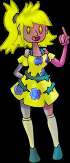 SyinaraWyneColdBlood Costume 4