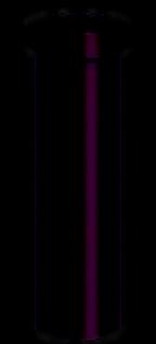 Warp black pipe
