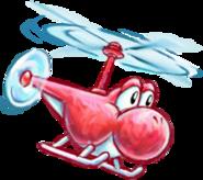Helicopter Yoshi