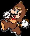 2D Tanooki Mario