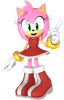 Amy rose 2017 render by jaysonjean-dbcwe95